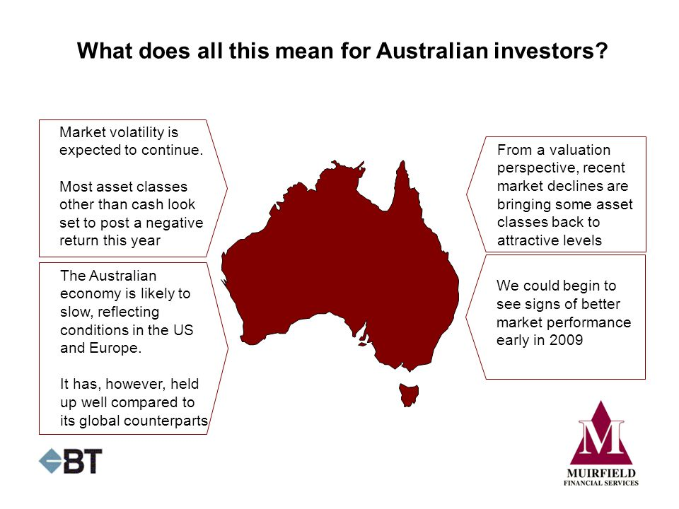 What does all this mean for Australian investors