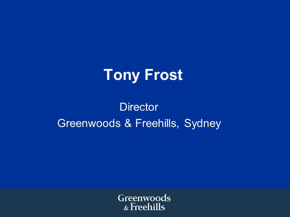 Greenwoods & Freehills, Sydney