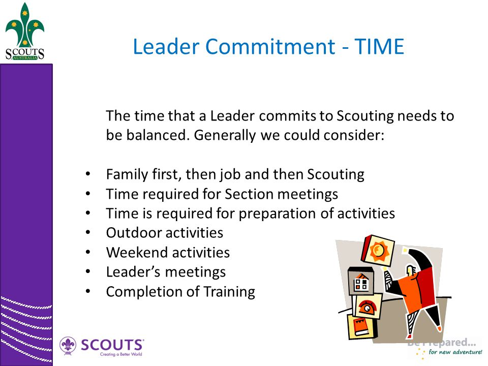 Leader Commitment - TIME