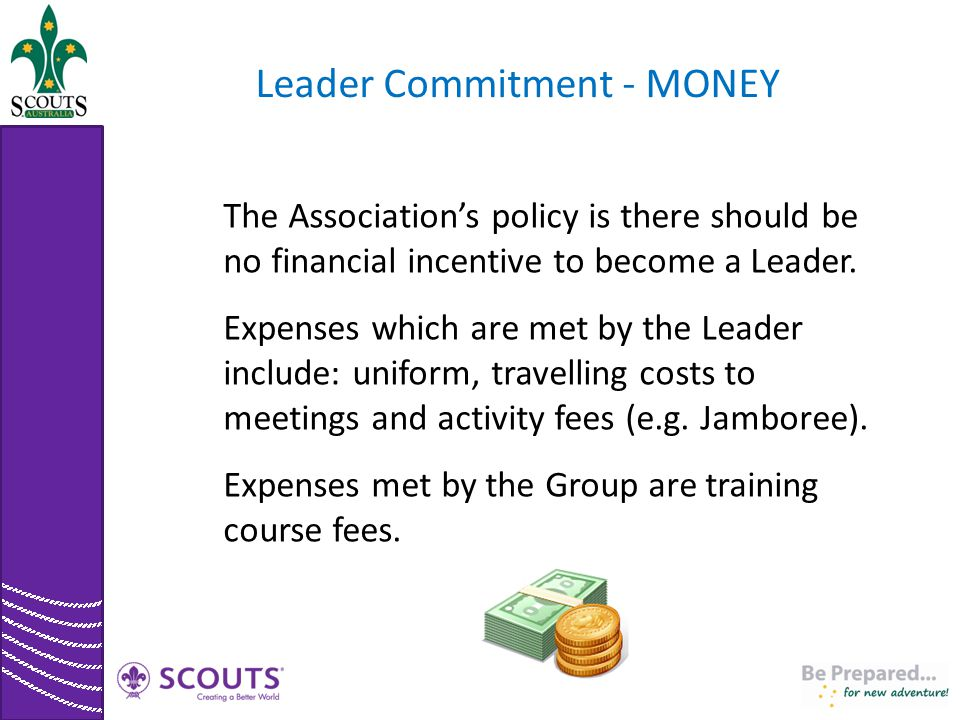 Leader Commitment - MONEY