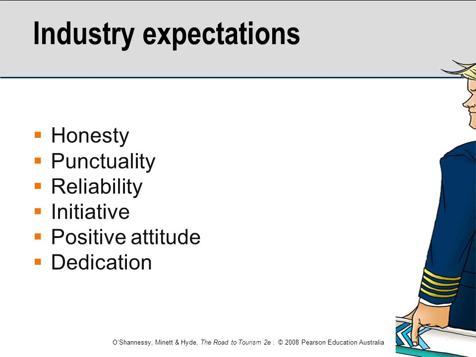 Industry expectations