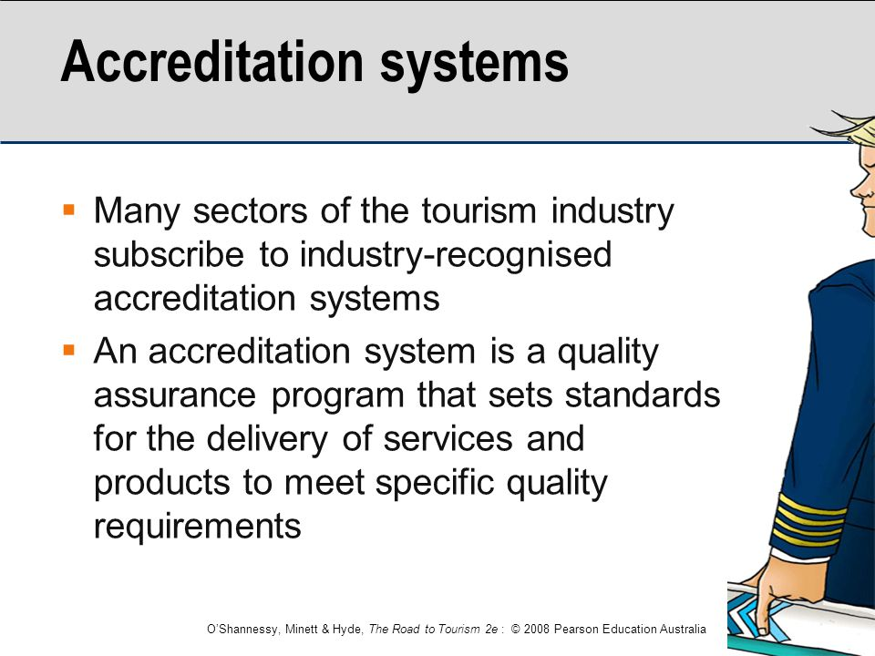 Accreditation systems
