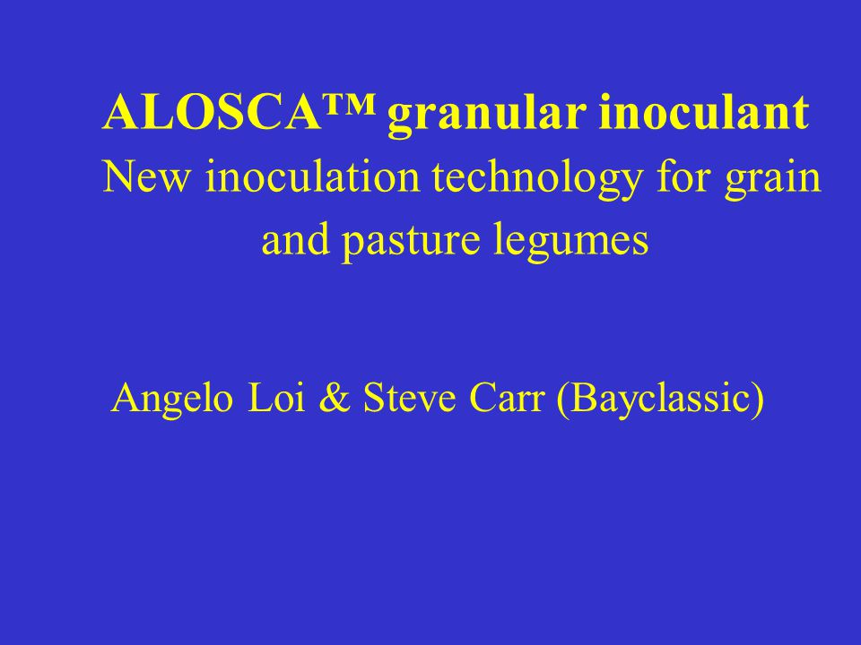 Angelo Loi & Steve Carr (Bayclassic)