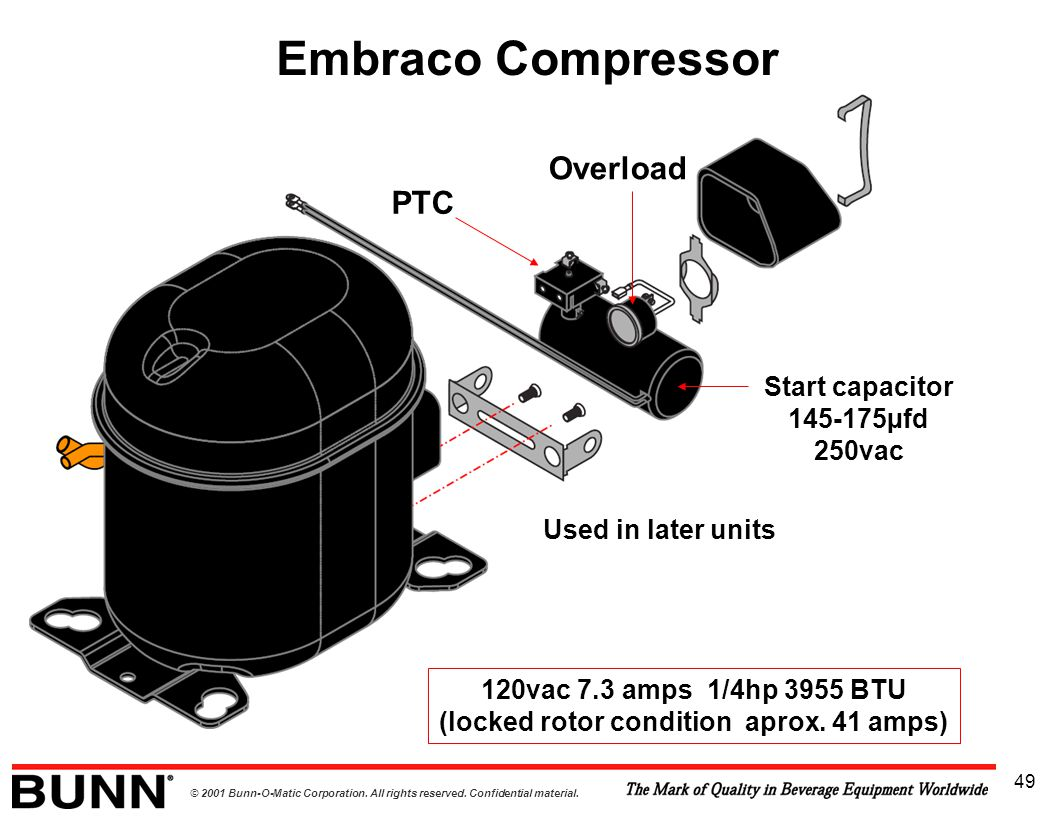 Embraco Compressor Relay Wiring | Wiring Diagram