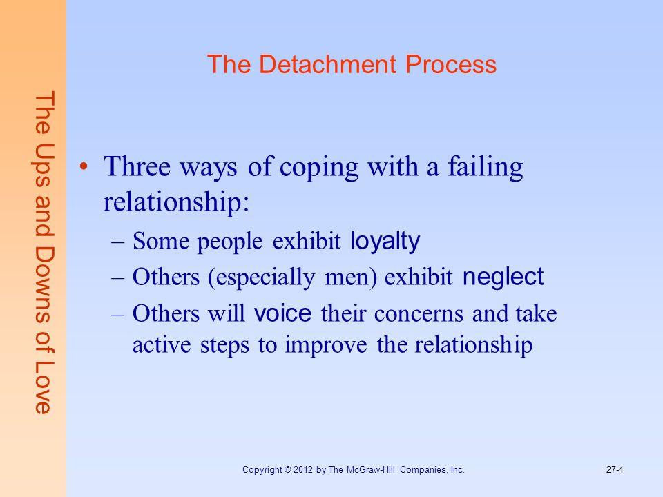 The Detachment Process