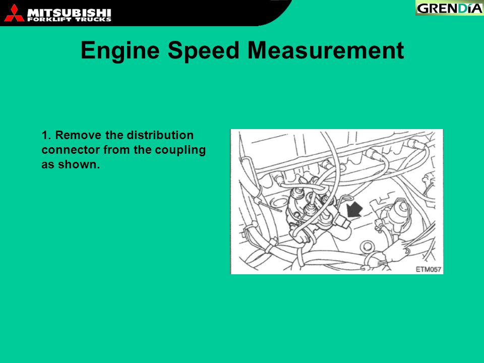 Engine Speed Measurement