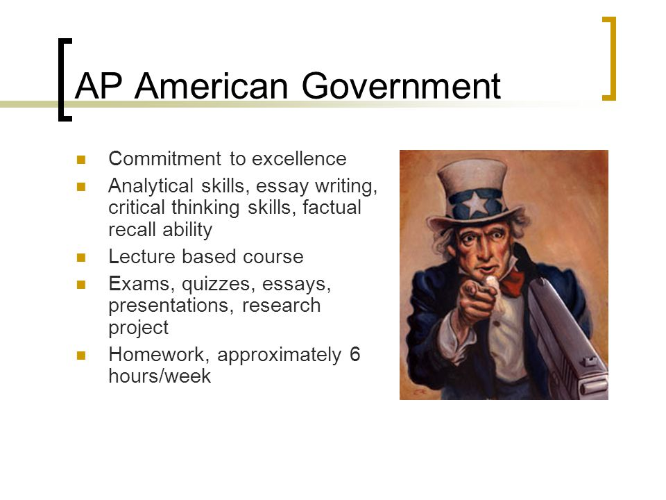 AP American Government