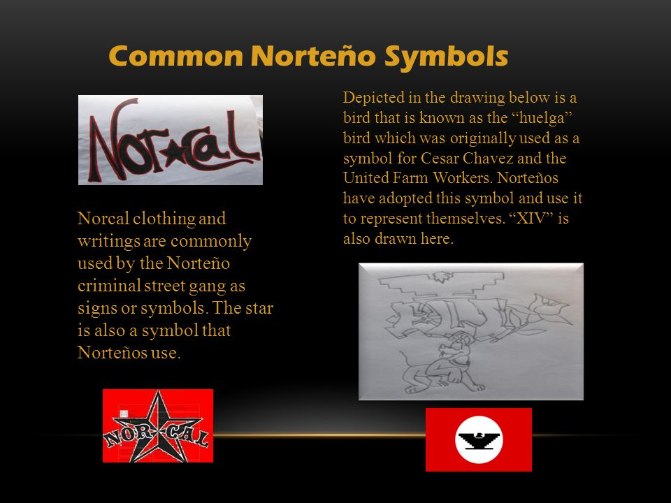 Common Norteño Symbols