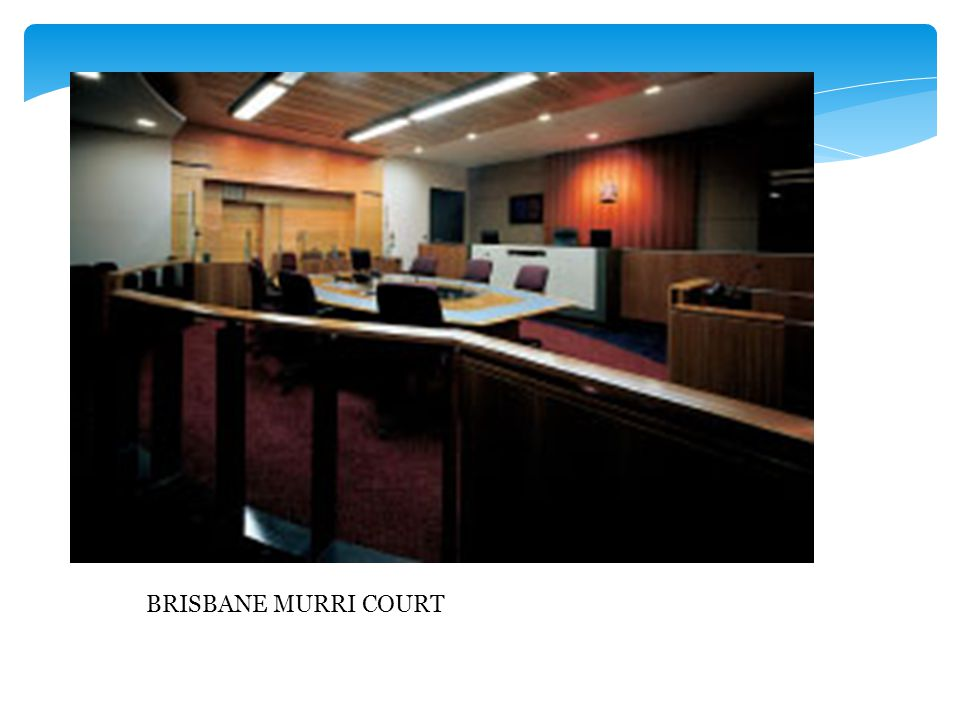 BRISBANE MURRI COURT