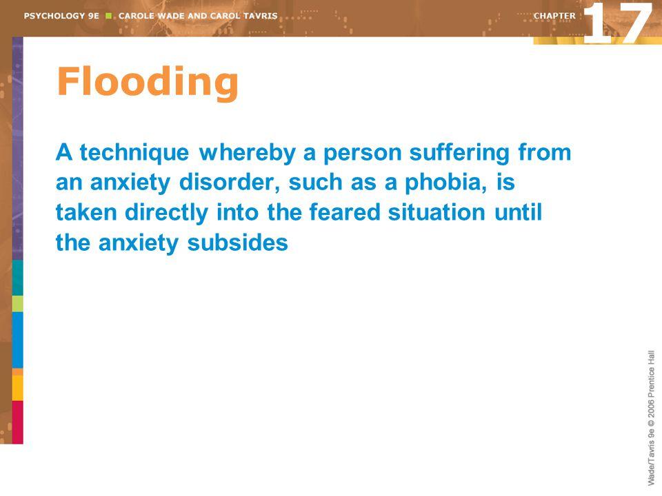 17 Flooding.