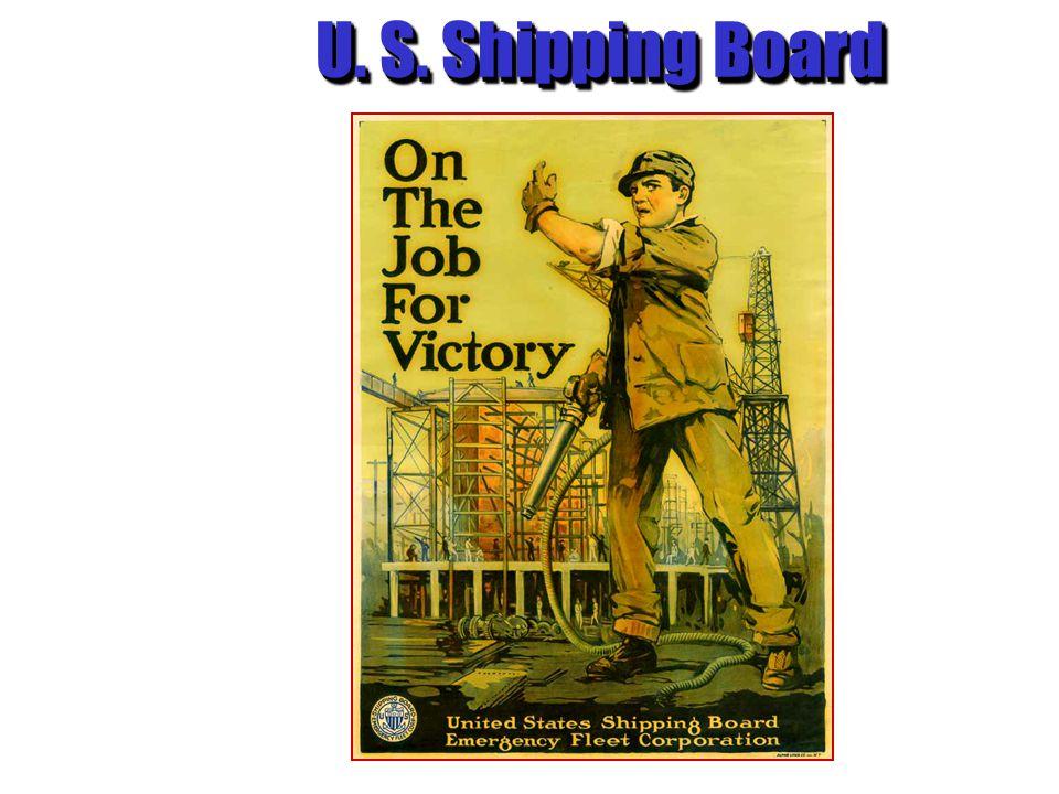 U. S. Shipping Board