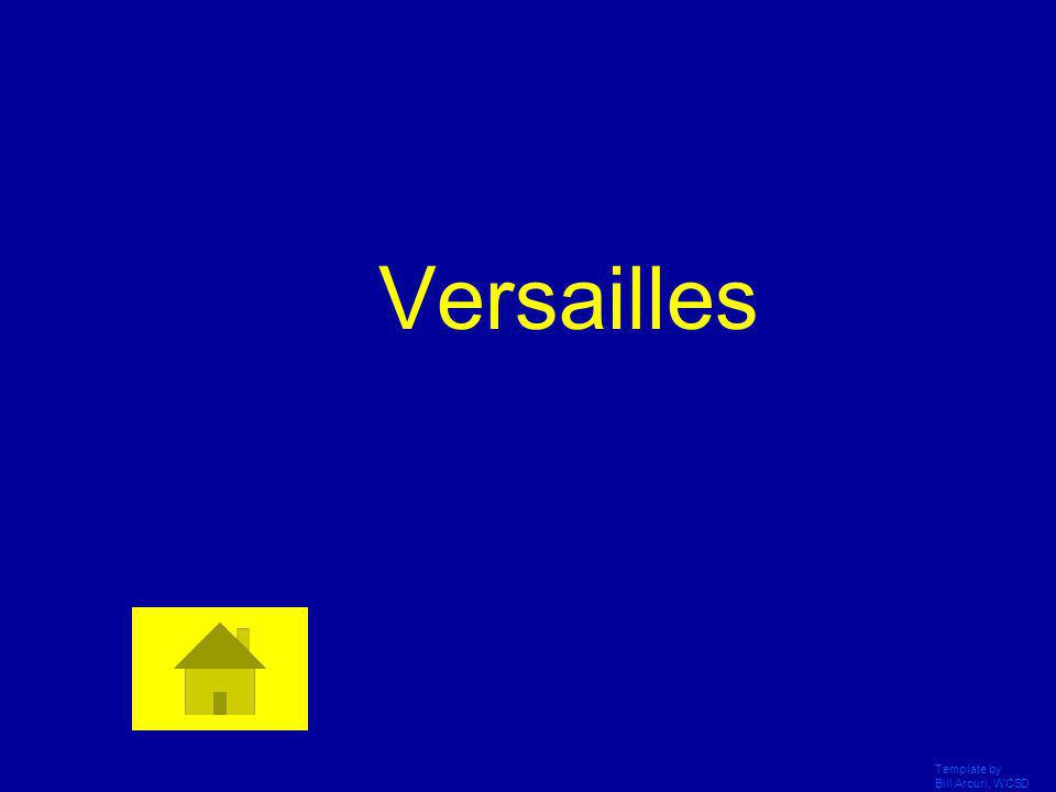 Versailles Template by Bill Arcuri, WCSD