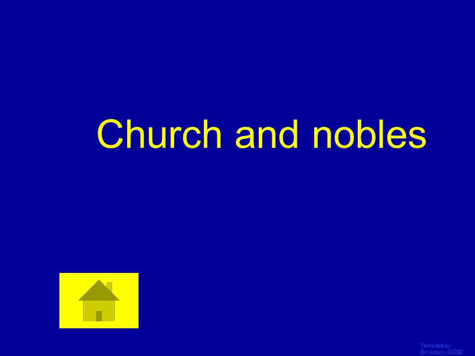 Church and nobles Template by Bill Arcuri, WCSD