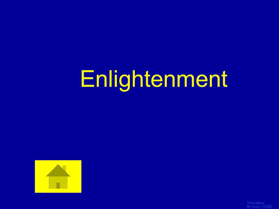 Enlightenment Template by Bill Arcuri, WCSD