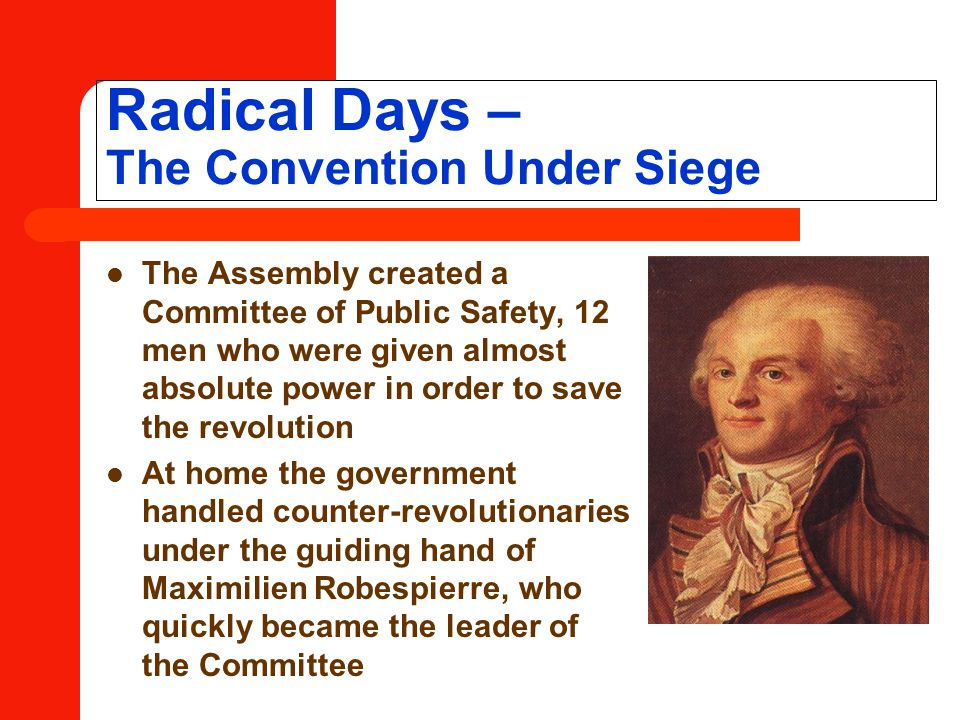 Radical Days – The Convention Under Siege