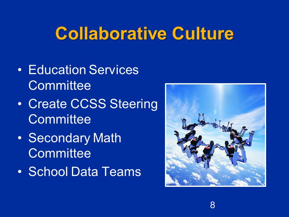 Collaborative Culture