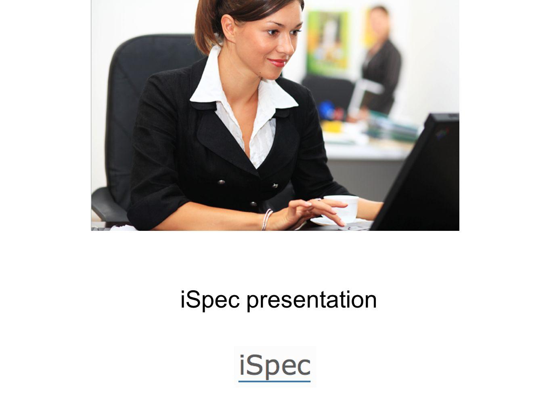 iSpec presentation