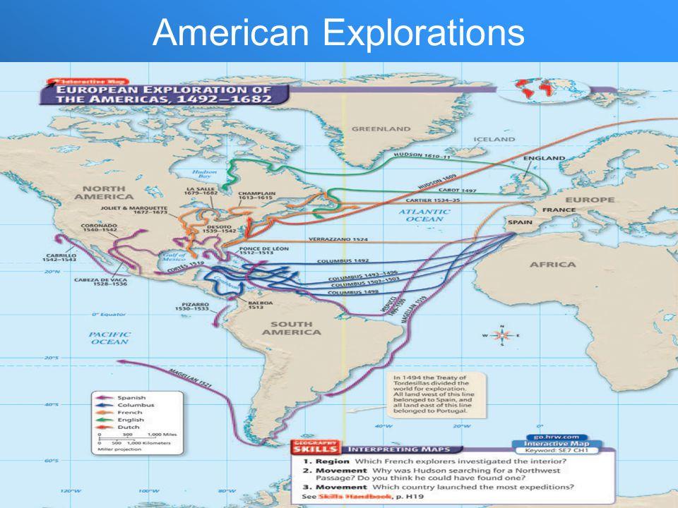 American Explorations