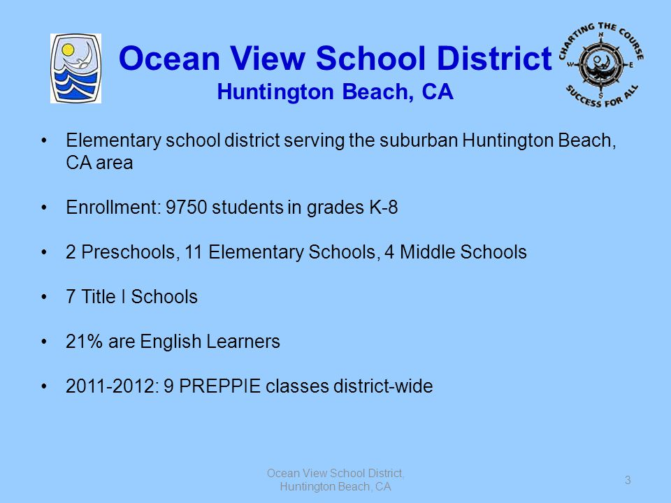 Ocean View School District