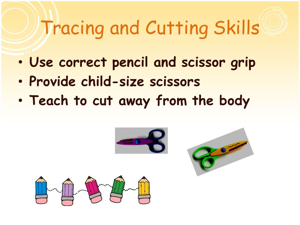 Tracing and Cutting Skills