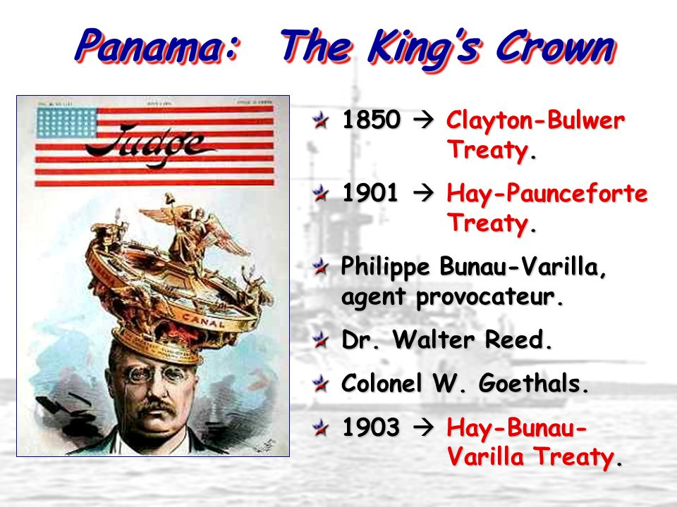 Panama: The King's Crown