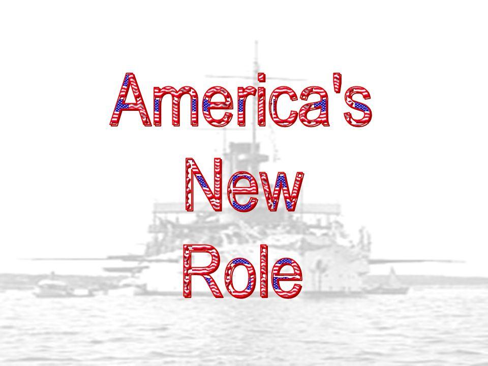 America s New Role