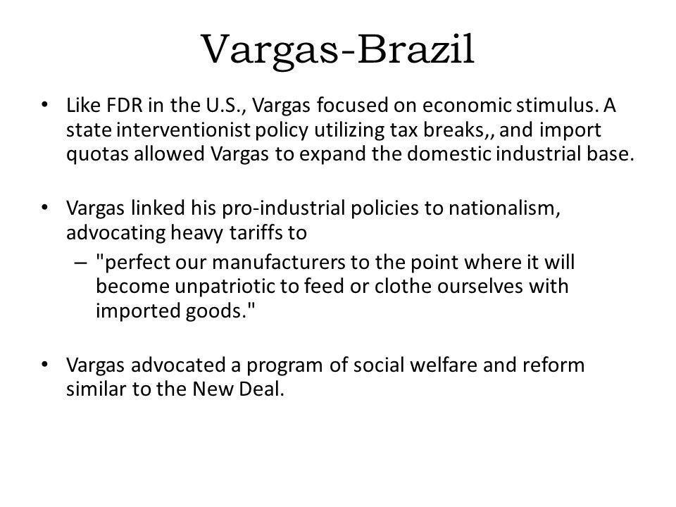 Vargas-Brazil