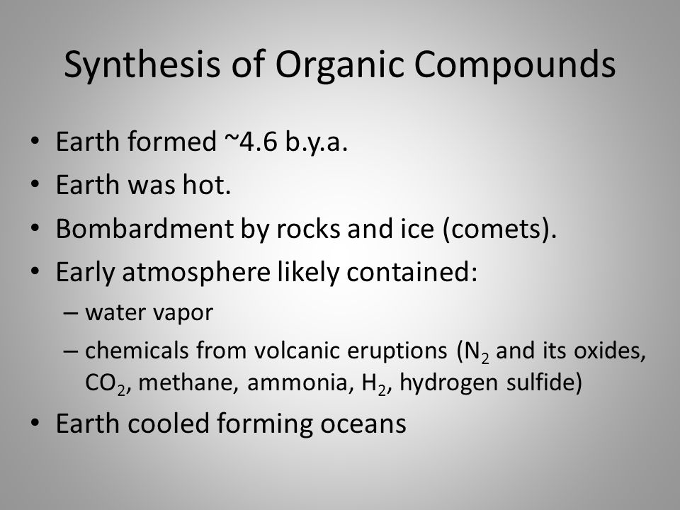 A-level Applied Science/Synthesising Organic Compounds/Organic chemicals