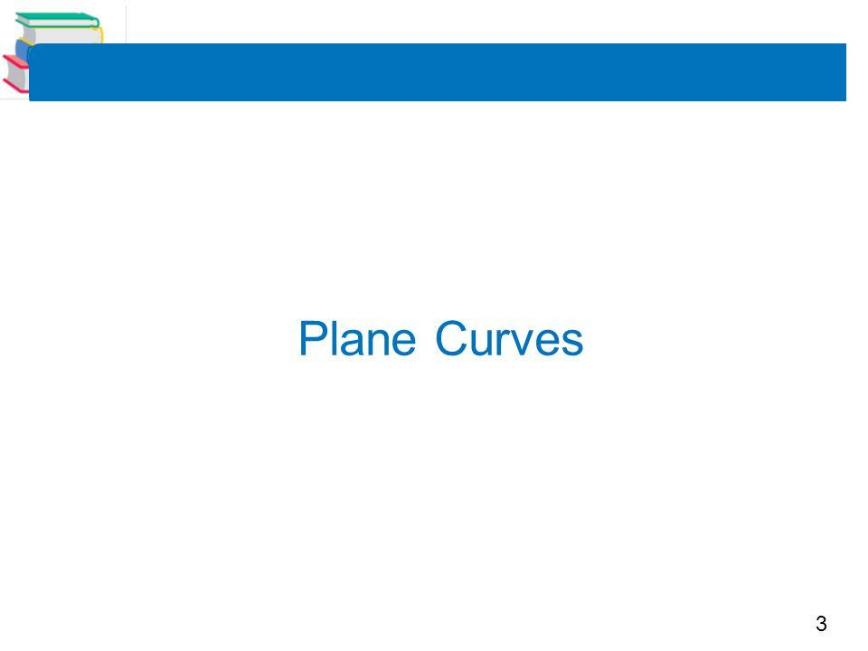 Plane Curves