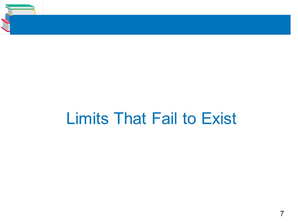 Limits That Fail to Exist