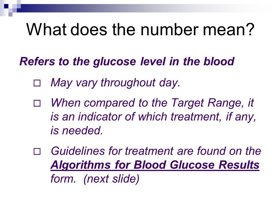 Preparation Gather blood glucose monitoring supplies: