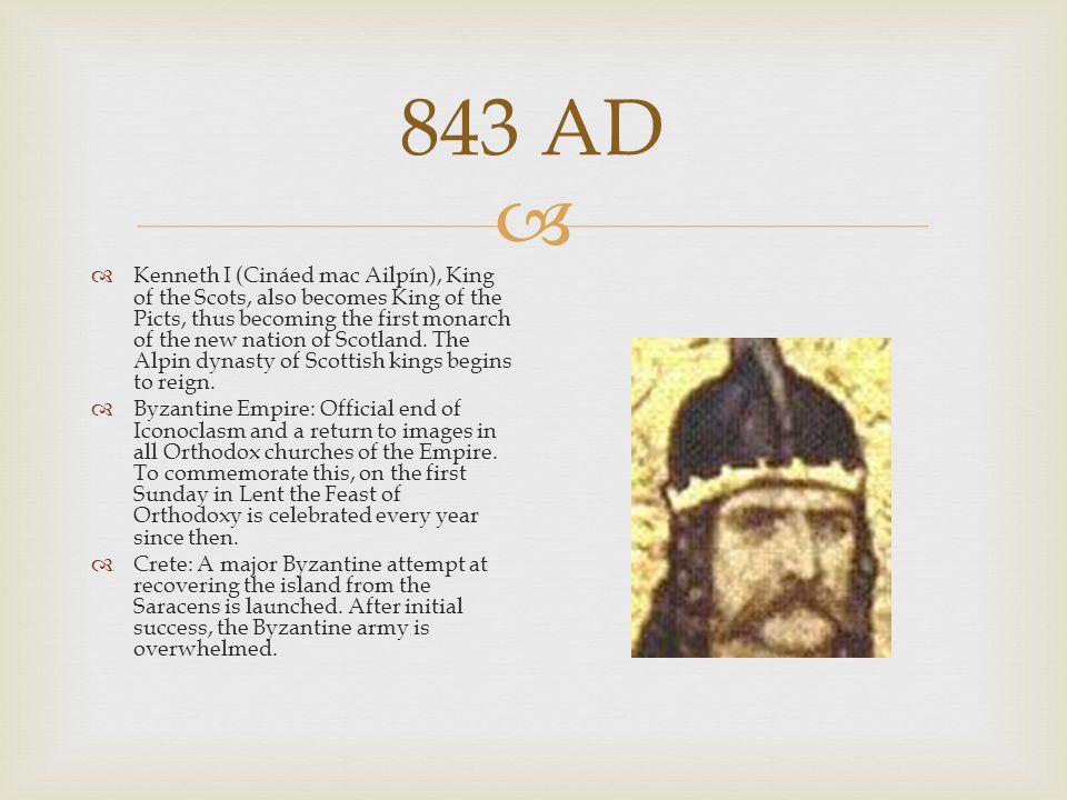 843 AD