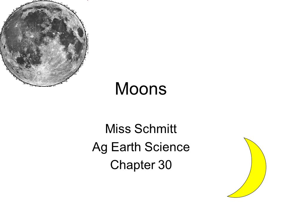 Miss Schmitt Ag Earth Science Chapter 30