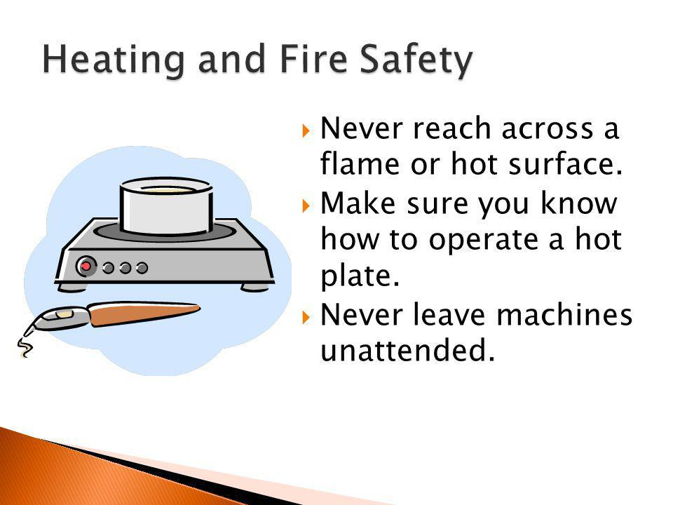 Heating and Fire Safety