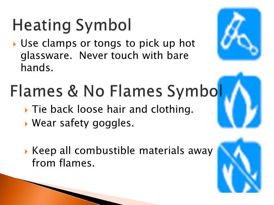 Flames & No Flames Symbol