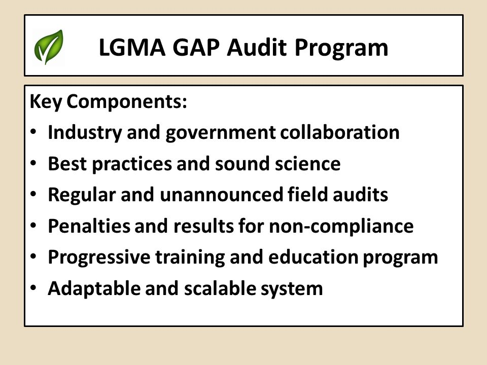 general components of audit program Quality assurance and improvement program (qaip) – general internal audit's quality assurance and improvement program (qaip) is designed to provide reasonable.