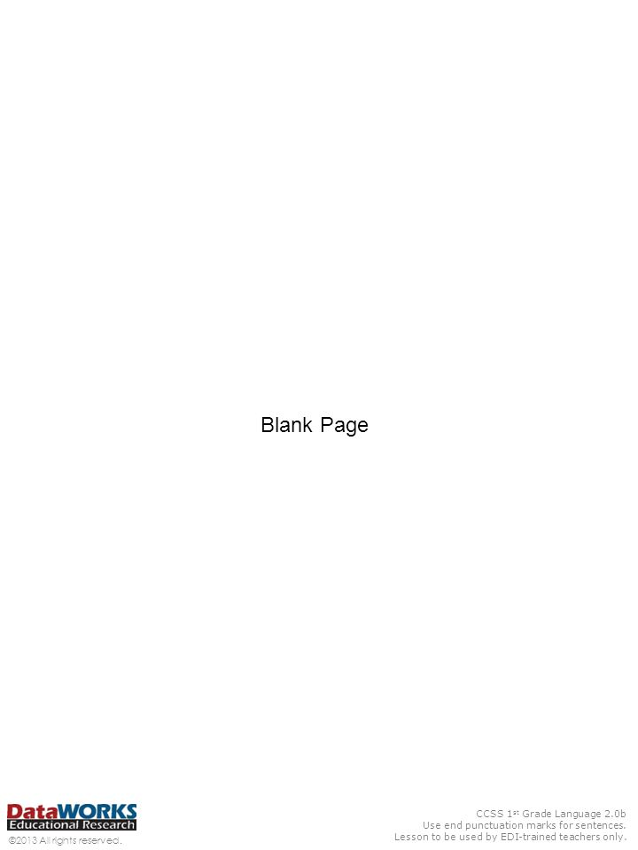 Blank Page