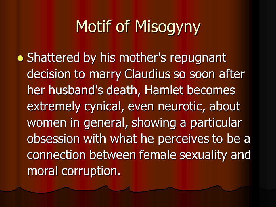 Motif of Misogyny