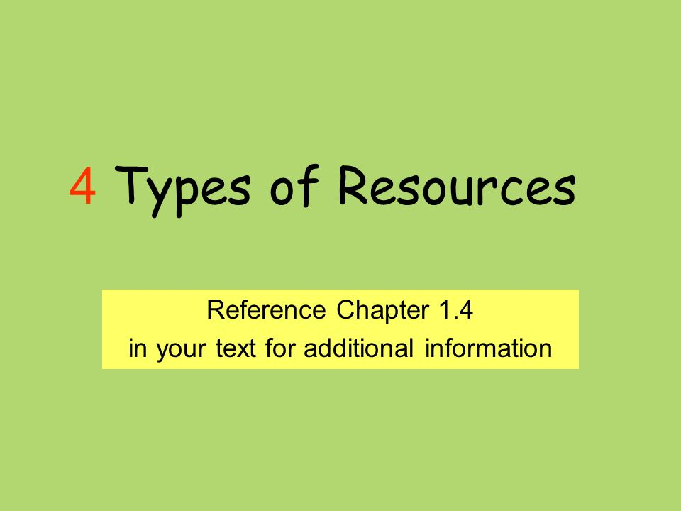Reference Chapter 1.4 in your text for additional information