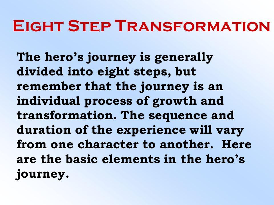 Eight Step Transformation