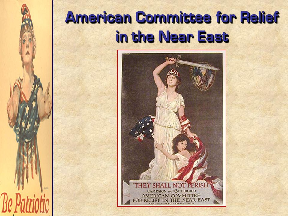 American Committee for Relief in the Near East