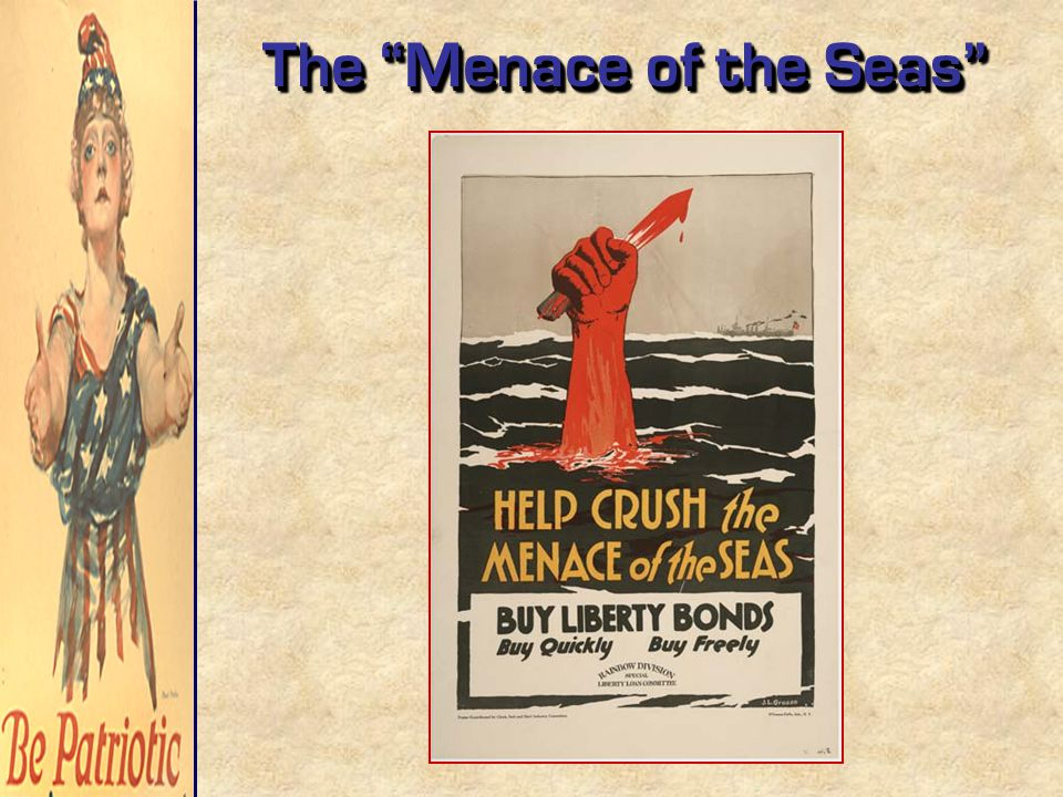 The Menace of the Seas