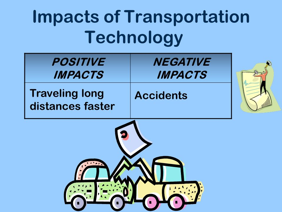 Impacts of Transportation Technology