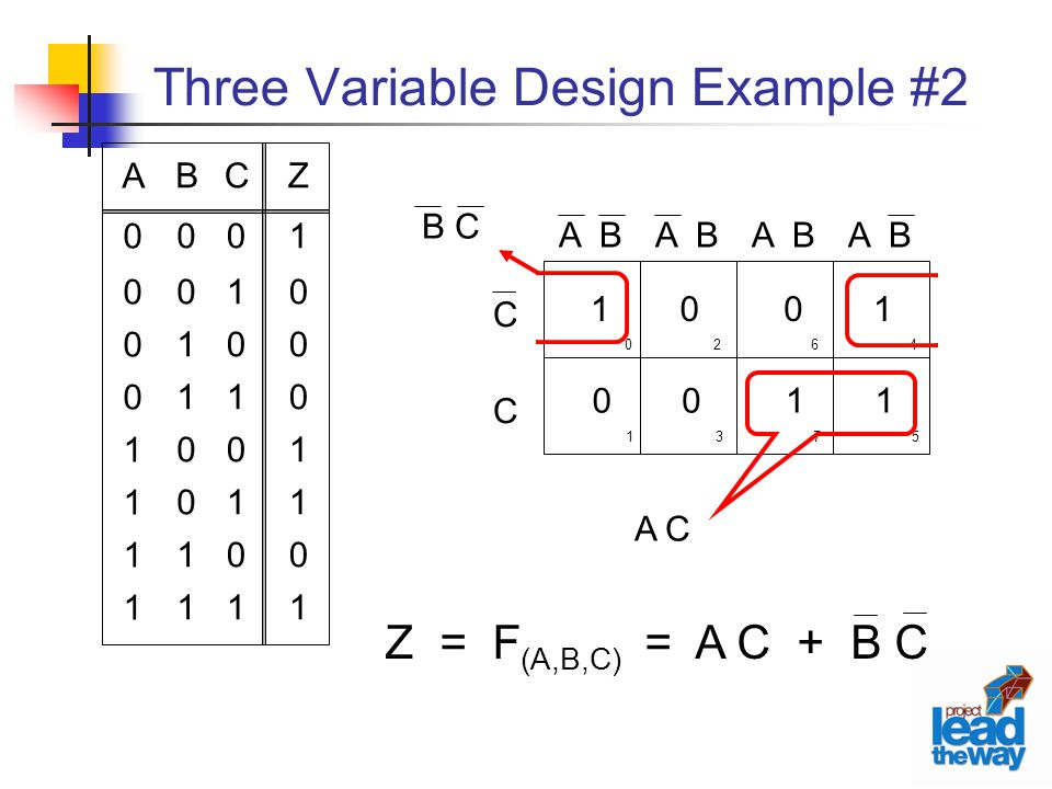 Three Variable Design Example #2