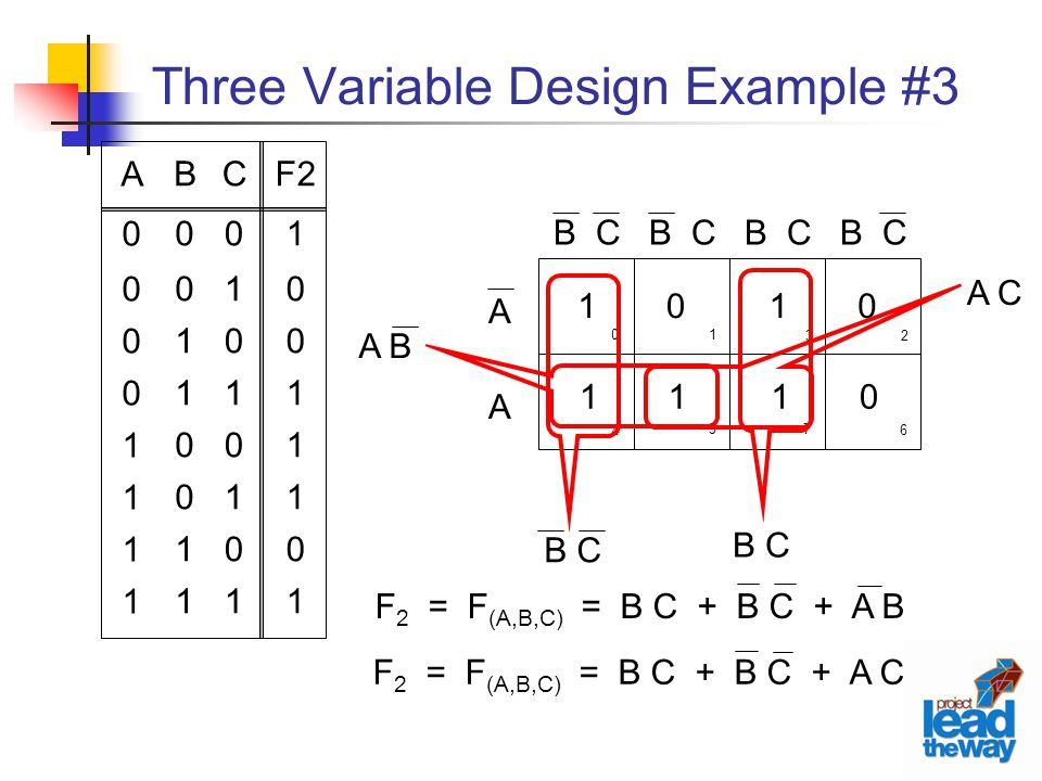 Three Variable Design Example #3