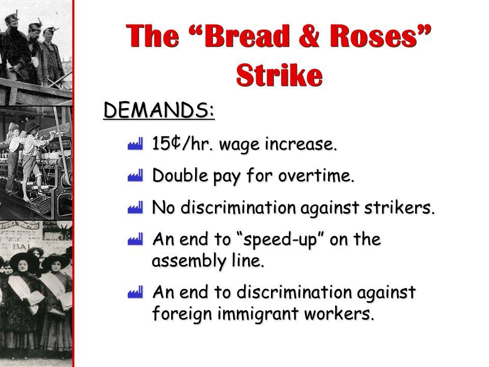 The Bread & Roses Strike