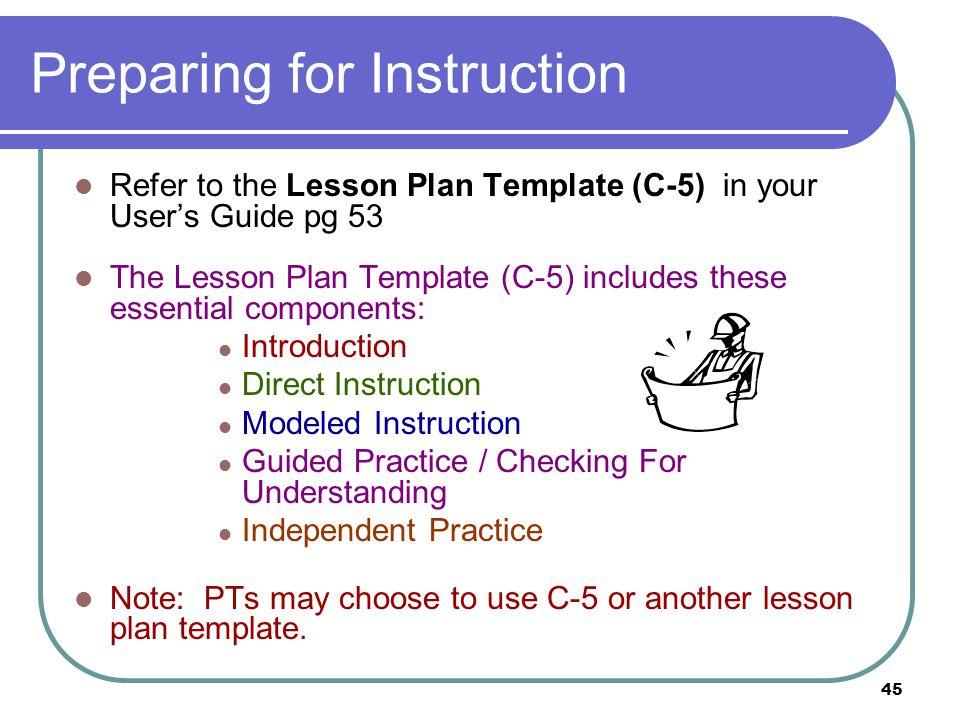 inquiry training model lesson note