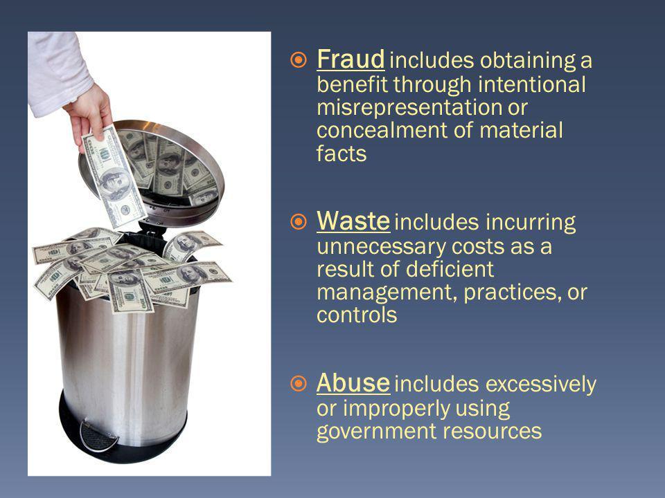 Fraud and Abuse Laws False Claims Act Anti-Kickback Statute
