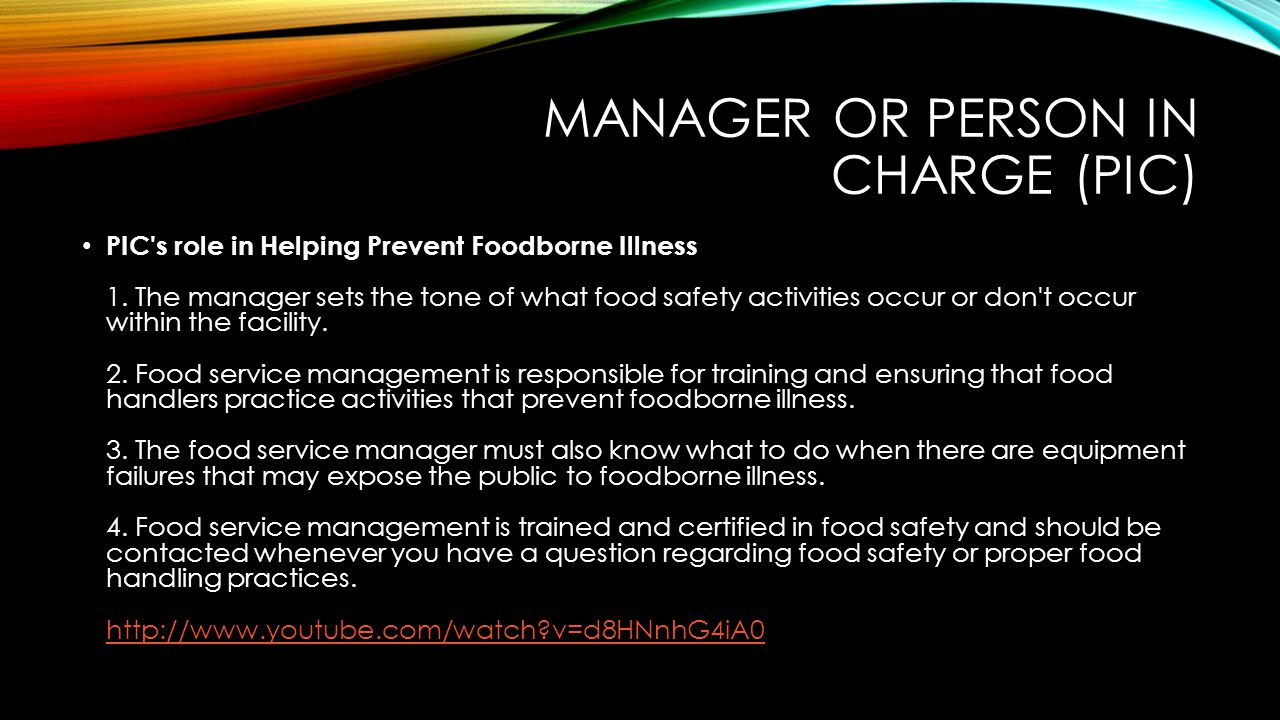 Ca food handlers certification ppt video online download 7 manager xflitez Choice Image