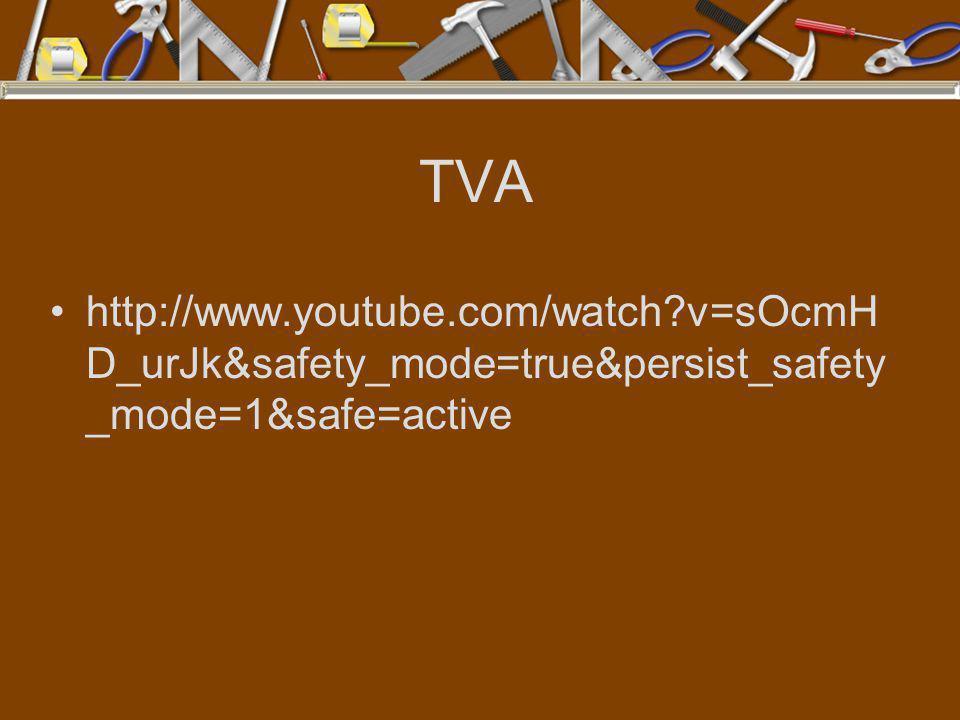 TVA http://www.youtube.com/watch v=sOcmHD_urJk&safety_mode=true&persist_safety_mode=1&safe=active